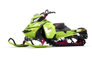 Looking for blown/wrecked sled