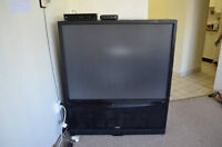 Projection TV- 51 inch RCA
