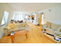 NW8: Brilliant 3 Double Bedroom Flat with Outdoor Roof Terrace