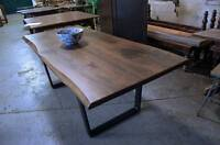 Acacia Live edge Tables