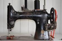 Singer 132K6 Industrial Walking Foot Sewing Machine Bouldercombe Rockhampton Surrounds Preview