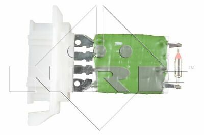 Heater / Blower Resistor 342067 NRF Regulator Rheostat 1K0959263A Quality New