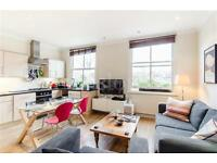 Wonderful 2 bed flat with roof terrace in immaculate condition on the prestigious Old Brompton Road