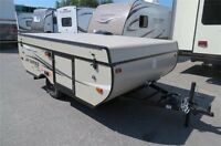 2015 JAYCO SERIES 8SD tent trailer *USED ONCE*