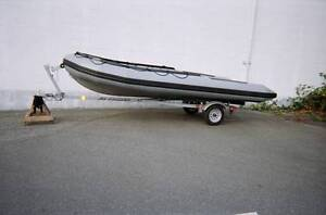 17' Inflatable Boat for Sale