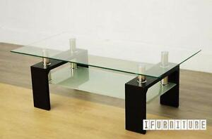 ifurniture Warehouse Sale -- Glass Coffee table $89