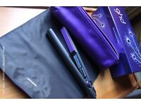 NEW in Box - Limited Edition Purple GHD Straighteners