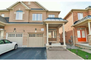 Semi Detached Home for rent in Milton