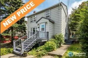 NEW PRICE! Peace, private & in the city! This home has it all!!
