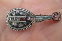 Spilla- Micromasaico Veneziano Del 1800- Oro Basso-integra E Autentica -  - ebay.it