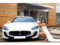 Luxury Car hire, Wedding, corporate, Birthday, VIP (per hour option also available).