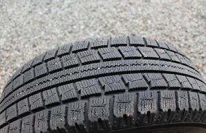 235 55 17 Nitto NT90W Winter Tires – LIKE NEW!