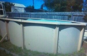 Above ground pool Lara Outer Geelong Preview