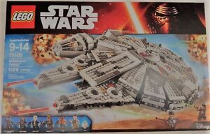 New LEGO Star Wars Millennium Falcon 75105