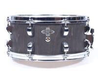 Liberty Drums - Black Urban Series Snare Drum