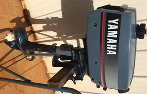 2HP YAMAHA OUTBOARD Toukley Wyong Area Preview