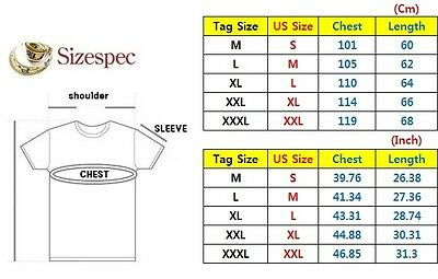 L White Mens Womens Basic Crewneck A3 patch Jersey TShirt Top Vintage Tee