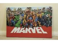 X3 marvel canvas pictures