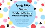 Spunky Little Cherubs