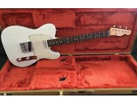 Fender Classic Player Baja '60's Telecaster. Faded Sonic Blue. Mint Condition.