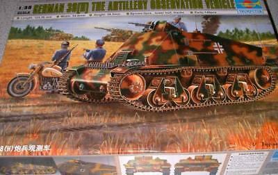 Trumpeter - PzKpfw 38(h) Panzerjäger Hotchkiss Modell-Bausatz - 1:35 NEU OVP kit