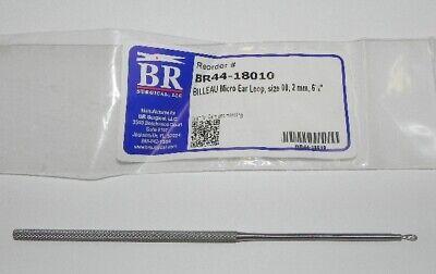 Billeau Micro Ear Loop 1.3mm Br44-18001