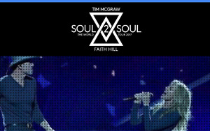 Silver Tickets -Soul2Soul Tour-Tim McGraw & Faith Hill June 4
