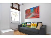 Newly refurbished 2 bed flat in west kensington, W14