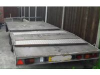 Wessex car trailer transporter 16x7