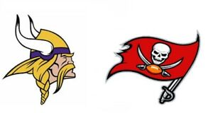 Vikings vs Buccaneers this Sunday!