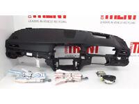 Bmw 5 series f10 airbag kit dashboard curtain bags steering m sport