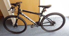 Carrera subway 1 hybrid men's mountain bike