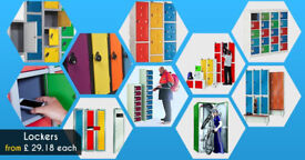 Different Types of Lockers Available in the Shelving Store