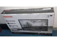 """Toshiba 32"""" smart LED TV new&sealed"""
