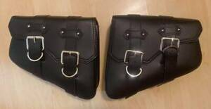 Brand New Pair Of Motorbike Saddle Bags