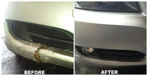 Auto body repair at your location any type of body work call now