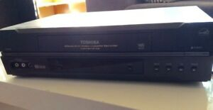 Hi Fi Video cassette recorder Toshiba