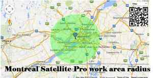 Shaw Direct installation or repairs - 90 day warranty West Island Greater Montréal image 2