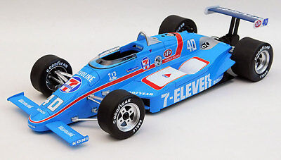 Used, EMERSON FITTIPALDI #40 MARCH 85C MICHIGAN WINNER CART INDY 1:18 VINTAGE RACE CAR for sale  Stevens