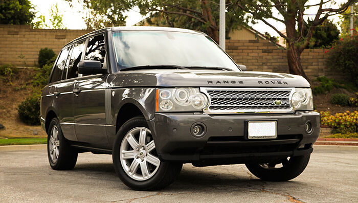 Die meist verkauften Modelle von Land Rover