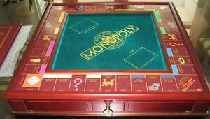 Monopoly - Franklin Mint Collectors Edtion