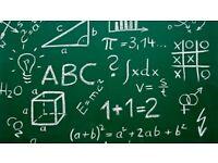 MATHS AND SCIENCE TUTOR - GCSE, A-LEVEL, 11+ EXAM PREP, UNIVERSITY & FUNCTIONAL SKILLS TUTOR