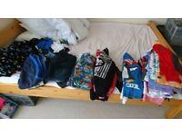 Boys 9-10 clothes bundle