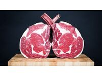 BUTCHERY MANAGER REQUIRED FOR NEW FARMSHOP