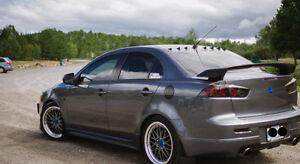 2009 Mitsubishi Lancer Ralliart Sedan