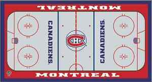 MONTREAL CANADIENS NHL DOOR MAT  NEW