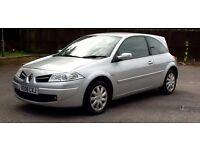 08 Renault Megane 1.5dci *Diesel* £30 Tax* Long Mot * Alloys**BARGAIN £1295**