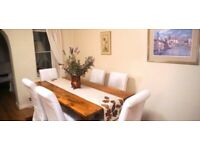 Beautiful Wooden Dining Table from John Lewis