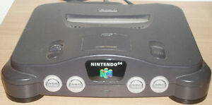 N64 with games and controller $100