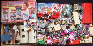 HUGE over 18 lbs LOT OF MEGA BLOKS - Classic LEGO Compatible
